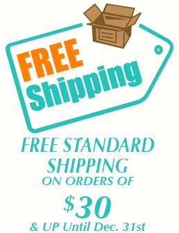 Free Shipping on Orders $35 & UP